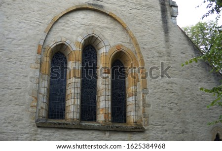 a church in Halle Westfalia Germany #1625384968