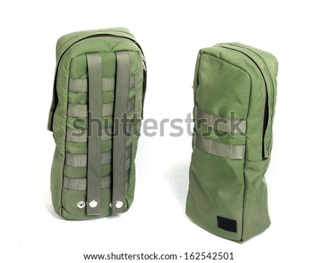 hiking backpacks for travelers on a white background #162542501