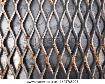 Steel grate, steel Sheet, steel support, steel plate #1625765005