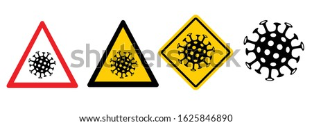 Lockdown Pandemic stop Novel Coronavirus outbreak covid-19 symptoms China corona warning, quarantine Vector mouthcap mask protect sign Stay at home infection spreading prevention  Social distancing #1625846890