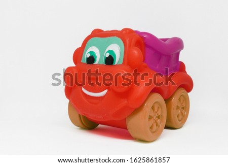 toy truck for small transports