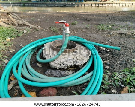 Water hose Gardening equipment Field equipment #1626724945