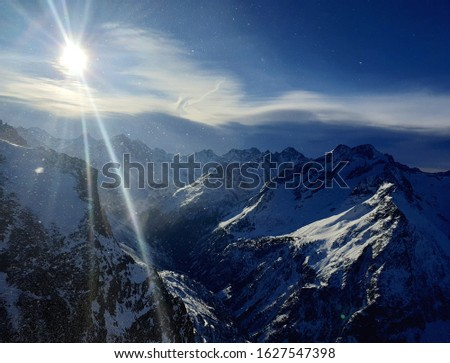 French Alps, Les Deux Alpes #1627547398