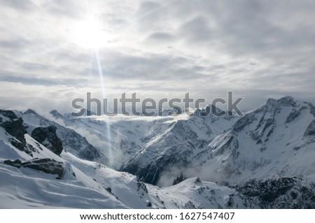 French Alps, Les Deux Alpes #1627547407
