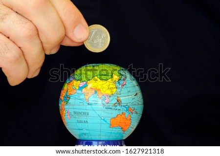 corporate global economy symbol picture #1627921318