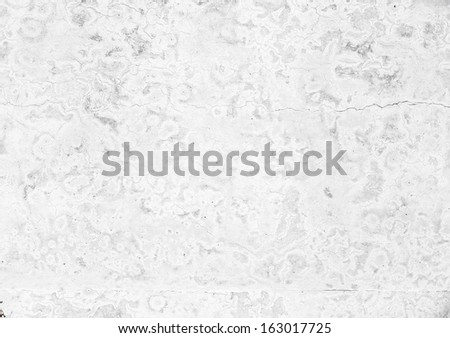 Vintage or grungy white background of natural cement or stone old texture as a retro pattern wall.  It is a concept, conceptual or metaphor wall banner, grunge, material, aged, rust or construction #163017725