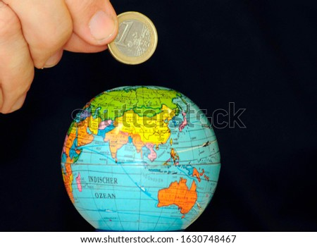 corporate global economy symbol picture #1630748467