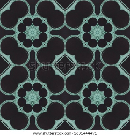 Wedding vintage lace seamless. Mosaic tile. Islamic geometry Natural Colors. Oriental style. Old fashion Design. Hand Drawn. Kaleidoscope Art. Floral Pattern. Floral Pattern. #1631444491