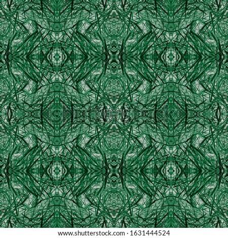 Golden Wedding vintage lace seamless. Ethnic Ornament Print. Ornate Tile Background Golden Black Embroidery print Asian Ornament. Golden Kaleidoscope Effect. Floral Design. Floral Design. #1631444524