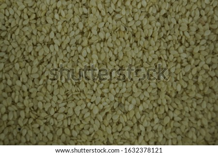 . . sesame seeds . . #1632378121