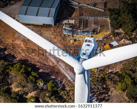 Wind Turbine, Wind Farm, Renewable Energy #1632911377