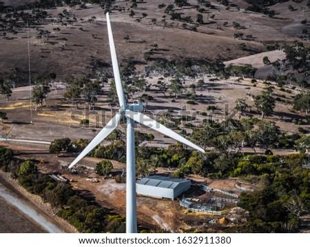 Wind Turbine, Wind Farm, Renewable Energy #1632911380