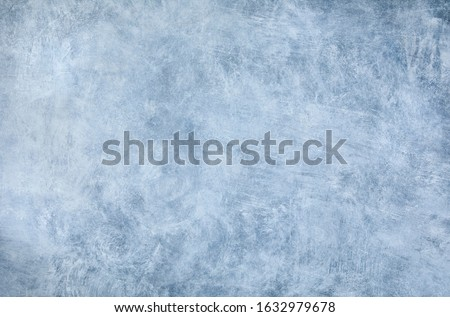 Photography of a light blue-grey textured waxed rustic limed/white-washed surface for food photography or similar