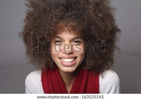Beautiful woman #163535141