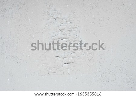 Old Wall Plaster Grunge Urban Black And White Texture, Dark Weathered Overlay Distress Pattern Sample, Abstract Background for Texturing #1635355816