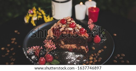 Sweet Desserts and Sweet Drinks #1637746897