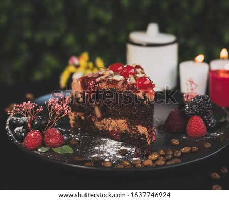 Sweet Desserts and Sweet Drinks #1637746924