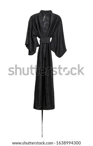 Female robe isolated on white background #1638994300