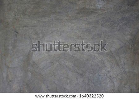 Polished concrete surfaces are surfaces that are widely used because of their modernity. Texture background. #1640322520