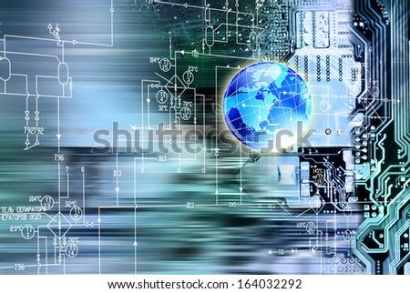 Globalization innovative computers engineering technologies #164032292