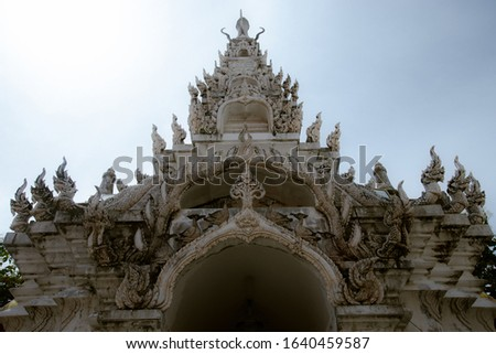 in the temple of Thailand #1640459587