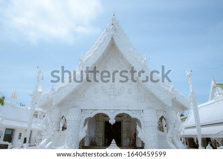 in the temple of Thailand #1640459599