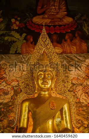 in the temple of Thailand #1640459620