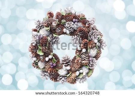 christmas wreath #164320748