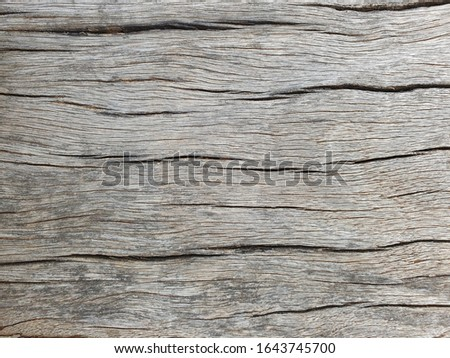 Old grunge brown wooden surfaces. The surface of the natural texture background. #1643745700