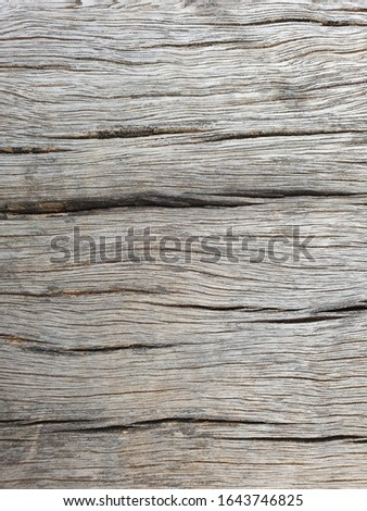 Old grunge brown wooden surfaces. The surface of the natural texture background. #1643746825