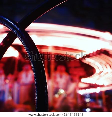Cool lights on a cool night. #1645435948