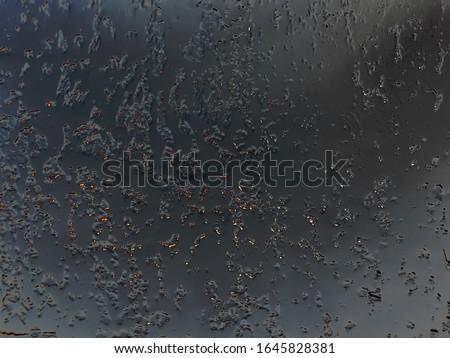 Dark grunge textured background. Extra large dark texture, great for texture background. #1645828381