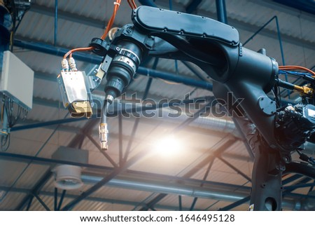 ROBOTIC SYSTEMS. Systems for automation and robotization of welding processes #1646495128