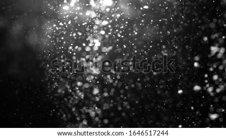 white Abstract bokeh defocus glitter  background #1646517244