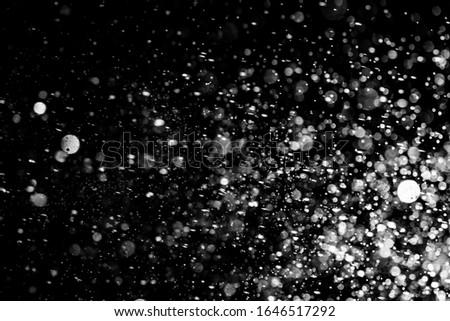 white Abstract bokeh defocus glitter  background #1646517292