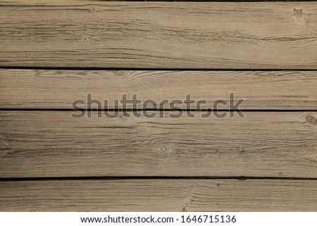 Background texture of weathered horizontal  wood planks #1646715136