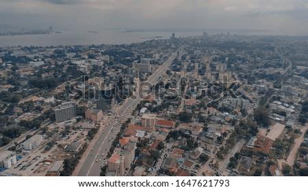 City Kinshasa, DRCongo boulevard June 30 #1647621793