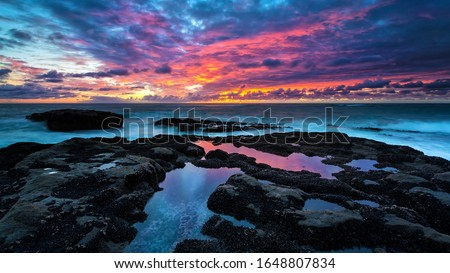 Natural Sunset Awesome Picture hd