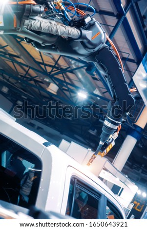 ROBOTIC SYSTEMS. Systems for automation and robotization of welding processes #1650643921