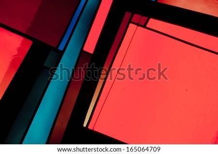 Abstract Church Windows #165064709