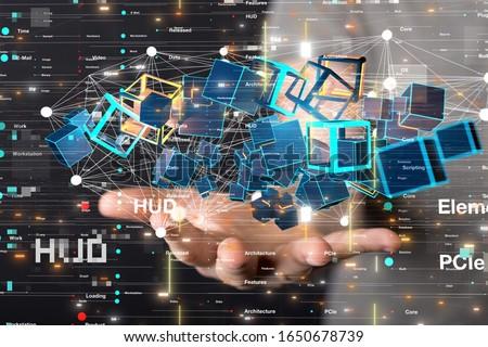 Internet broadband and multimedia streaming entertainment  #1650678739