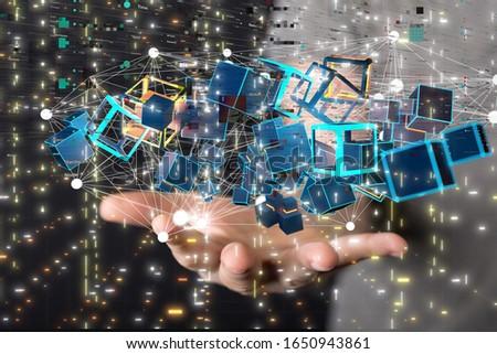 Internet broadband and multimedia streaming entertainment  #1650943861