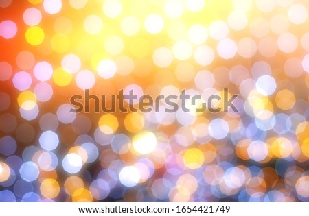 Blurred backdrop, blurred background, circle blur, bokeh blur from the light shining through as a backdrop and beautiful computer screen images. #1654421749