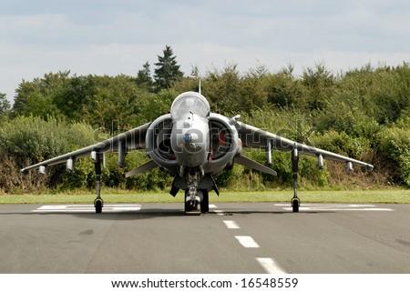 AV-8B Harrier attack aircraft #16548559