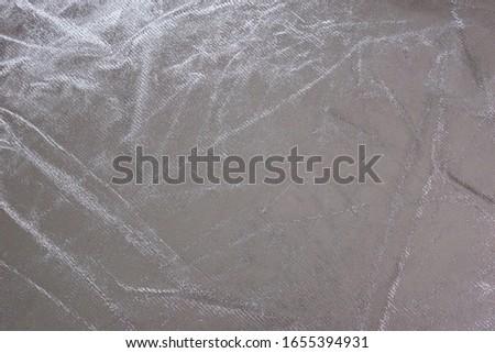 silver wrinkled material. Background , wrinkled material. #1655394931