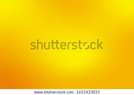 Simple Blurry Background with Yellow Orange Color Design Template Vector #1655433025