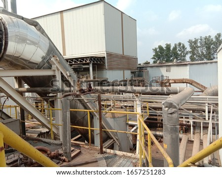 Industrial factory Piping in the industry Manufacturing industry #1657251283