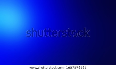 Abstract light neon soft royal blue background texture in pastel colorful gradient.