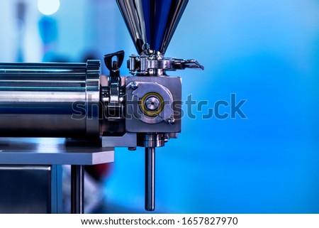 Operator machining automotive part by turning machine, Industry machine background. #1657827970