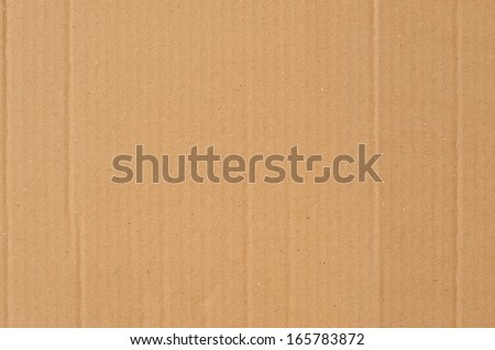 Cardboard texture or background  Royalty-Free Stock Photo #165783872